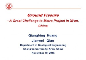 IGCP641_Huangi_Qiao